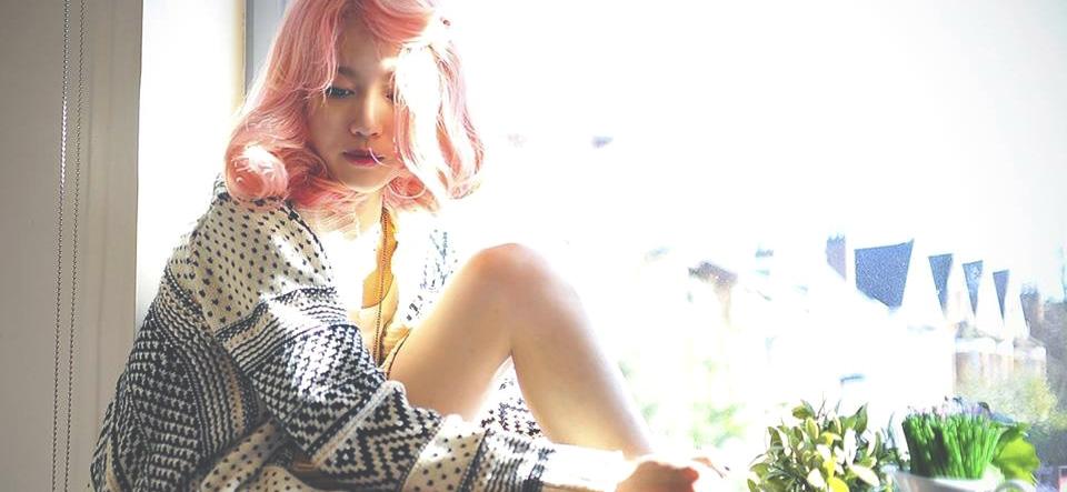 2013 pink hair